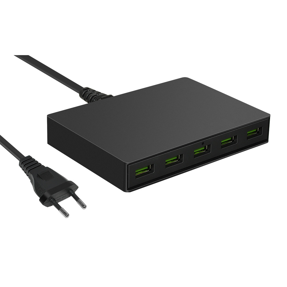 5 Ports QC3.0 USB Charger For Surface Pro3/4