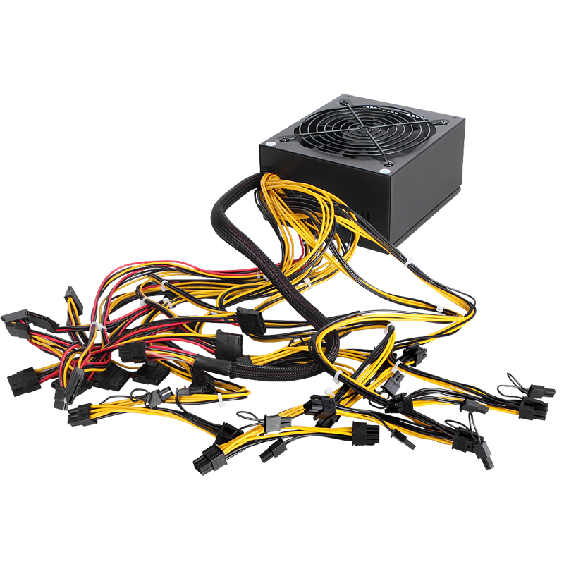 ES1600WP 1600W Mining Rig Power Supply