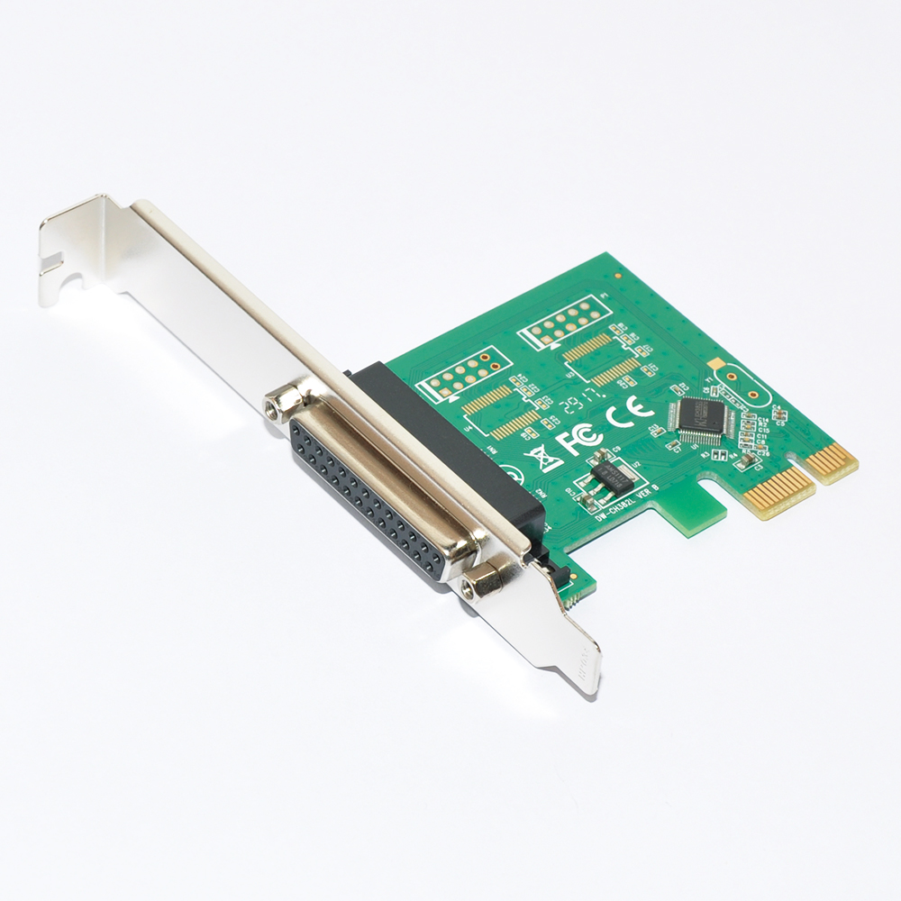 PCI-E 1-port Parallel Expansion card