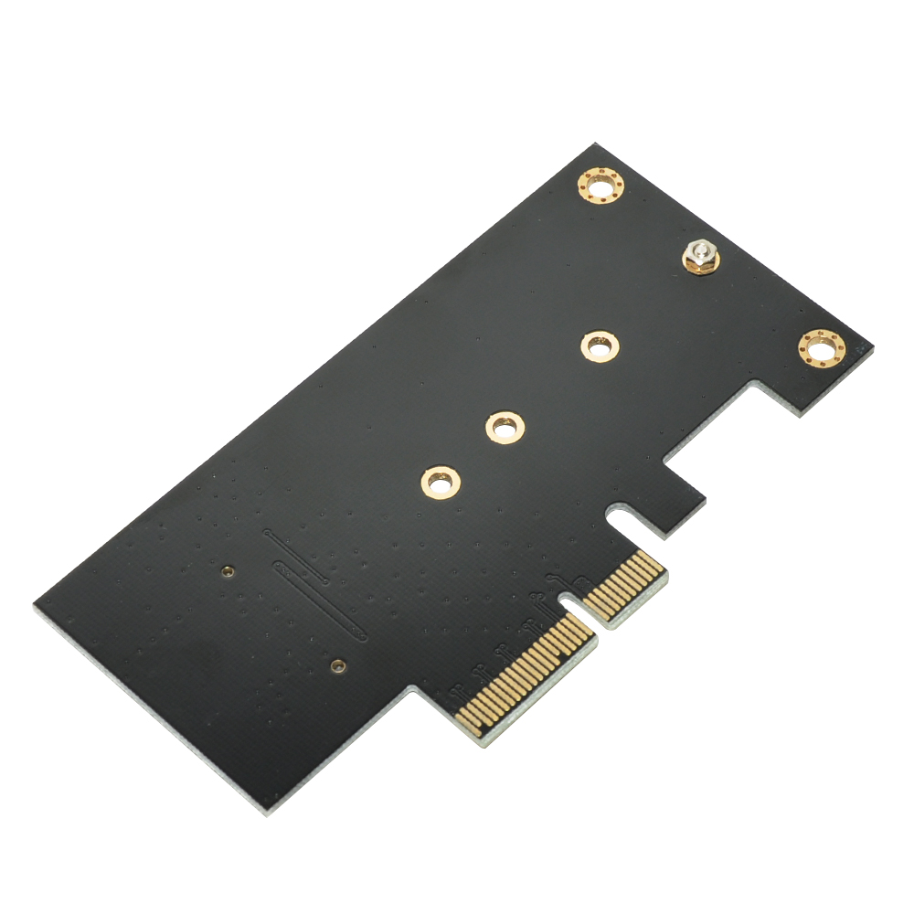 PCIE x4 to NGFF(M.2) SSD converter adapter card