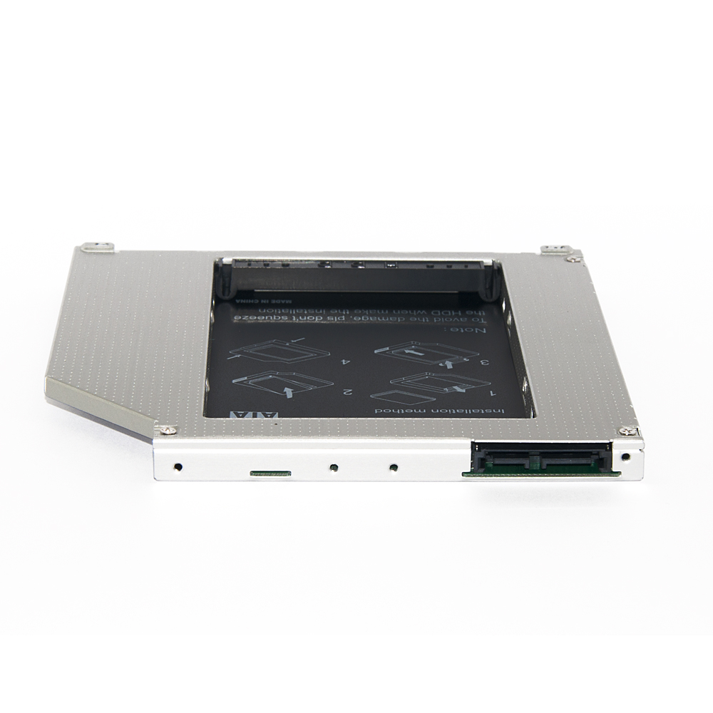 HD9503A-SS 9.5mm 2nd HDD Caddy for APPLE Laptop Series