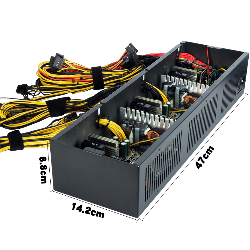ES2600WP 2600W Bitcoin Mining Power Supply