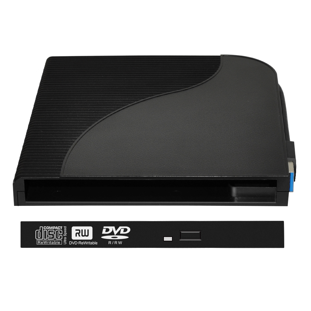 ECD926-SU3 12.7mm USB3.0 External DVD Case
