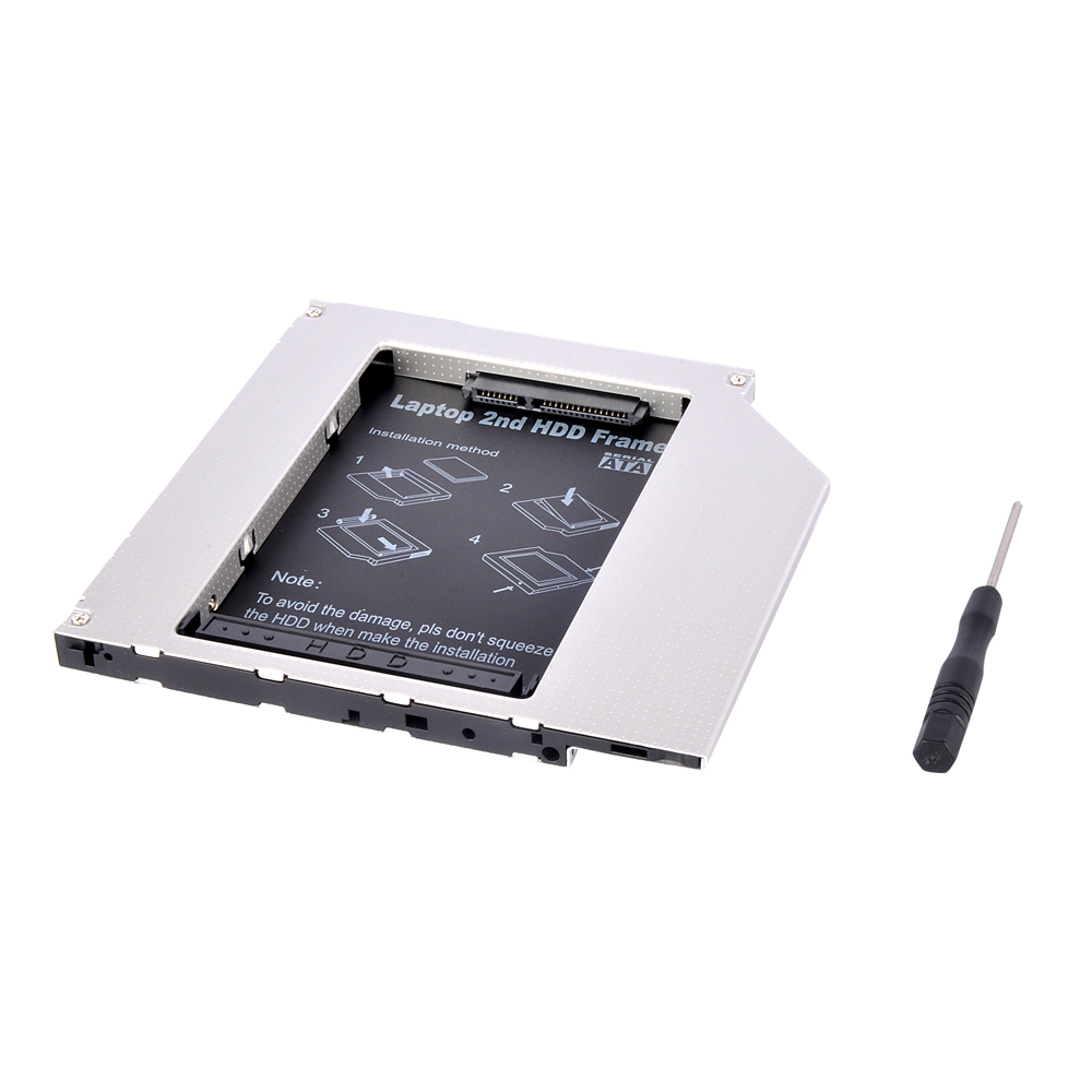HD9001-SS 2nd hdd caddy Product picture