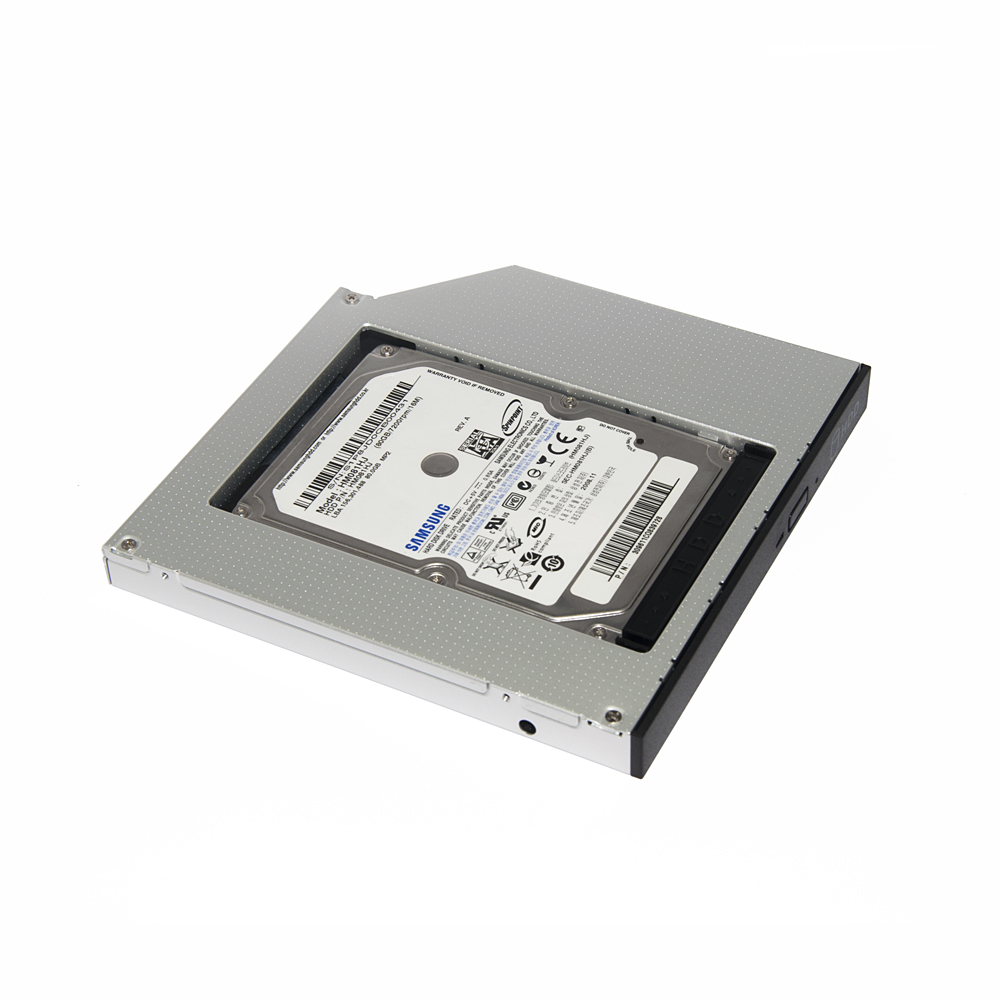 HD1203-SS SATA 12.7mm Universal 2nd HDD Caddy