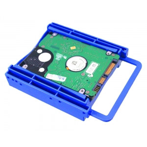 "2.5 ""SSD Case to 3.5"" Aluminum mounting Adapter Bracket HDD Enclosure"