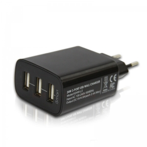3 Port Typ-c USB Quick Wall Charger