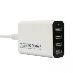 4 port QC 3.0 USB Fast charger