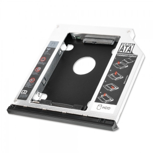 HD8560W-SS 12.7mm 2nd Hdd Caddy For HP8560W