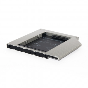 HD9503A-SS 9.5mm 2 HDD Caddy per laptop APPLE