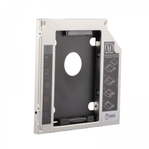 HD9505-S3K 9.5mm 2nd hdd caddy With Lamp and Switch Built-in Screwdriver