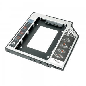 HDS9503-SS plus récent 9,5 mm Universal 2nd HDD Caddy