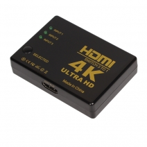 La fábrica de China 3 puertos HDMI Switche rSupport HD 4 k