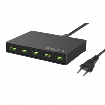 China 5 Ports QC3.0 USB Charger For Surface Pro 2 factory