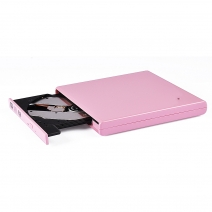 China ECD009-DW External Optical Drive with Colorful series factory