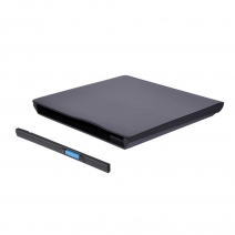 China ECDL1-SU 9.5mm USB2.0 External DVD Burner Case factory