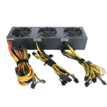 China ES2600WP 2600W Bitcoin Mining Power Supply factory