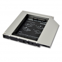 China HD1203-S3(SATA-SATA3)2.7mm Universal 2nd HDD Caddy factory