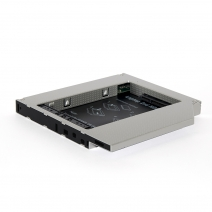 HD1203-SA IDE 12.7mm Universal 2nd Hard Drive Caddy