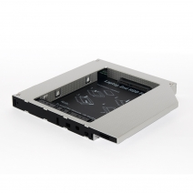 China HD1203-SS SATA 12.7mm Universal 2nd HDD Caddy factory