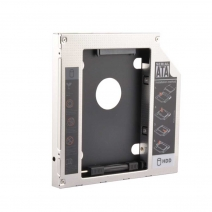 China HD1205-S3K(SATA-SATA3)12.7mm Universal 2nd HDD Caddy factory