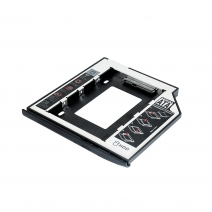 Chine HD2530P-SS 9.5mm 2ème HDD Caddy pour HP Laptop Series usine