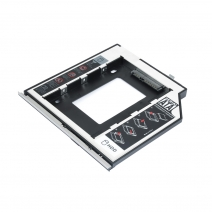 HD2560P-SS 12.7mm Secondo Hdd Caddy per HP