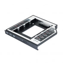 HD4320P-SS 12.7mm 2 HDD Caddy per HP4320P