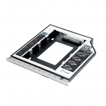 Chine HD8460P-SS 12.7mm Second Hdd Caddy pour HP usine