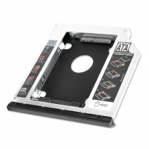 HD8560W-SS 12.7mm 2 ° Hdd Caddy per HP8560W