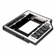 HDS1201-SS 12.7mm 2nd hdd caddy With Screw