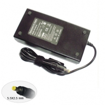 China Laptop AC Adapter for ACER 19V 7.7A 146W 5.5X2.5mm yellow factory