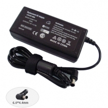 China Laptop AC Adapter for FUJITSU 16V 3.75A 60W 6.0X4.4 black factory