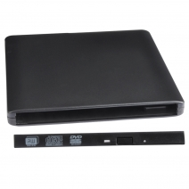 China ODP95-SU3 USB3.0 9.5mm External DVD Burner Enclosure factory