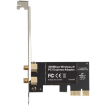 PCIe Network card 300Mpbs Wireless Adapter PCI Express WIFI adapter with Realtek 8192CE for PC